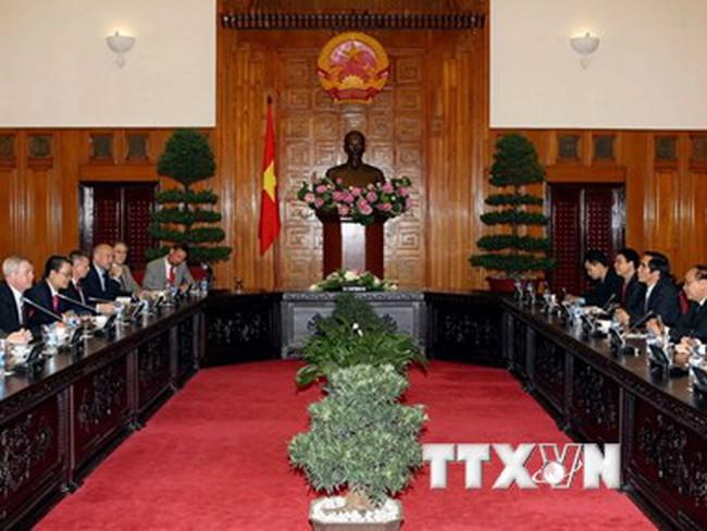 Doanh nghiệp Hoa Kỳ tại Singapore muốn đầu tư sang Việt Nam
