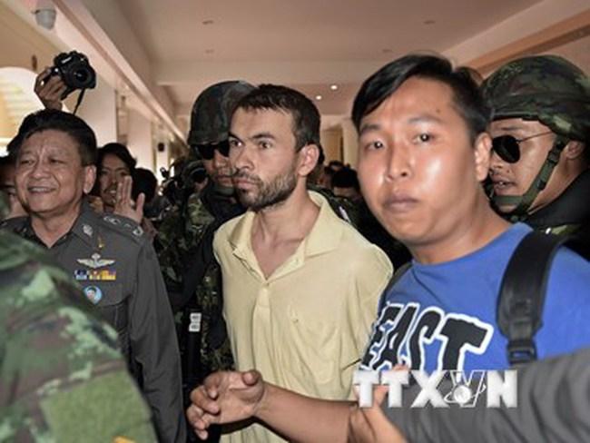 Hai đối tượng bị bắt không phải là nghi phạm đánh bom ở Bangkok?