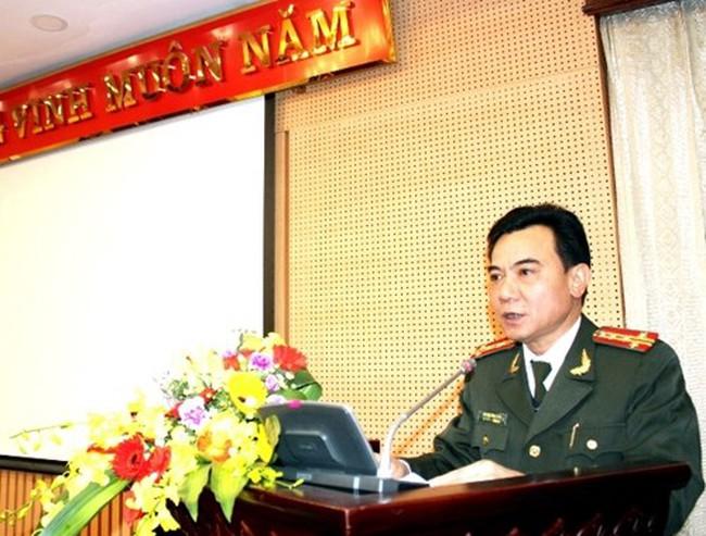 Đại tá Nguyễn Anh Tuấn được bổ nhiệm Phó Giám đốc Công an TP.Hà Nội