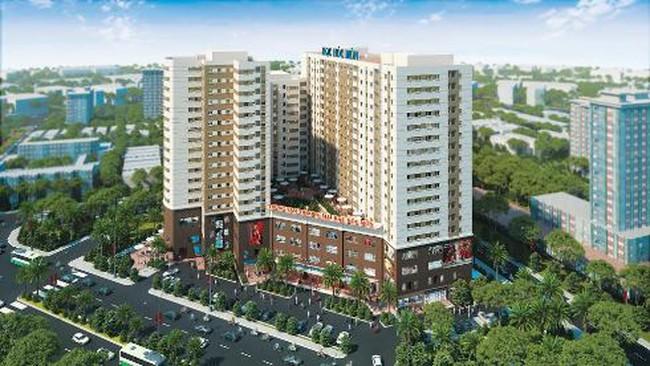 Địa ốc Hoàng Quân nhận chuyển nhượng dự án nhà ở xã hội Hóc Môn