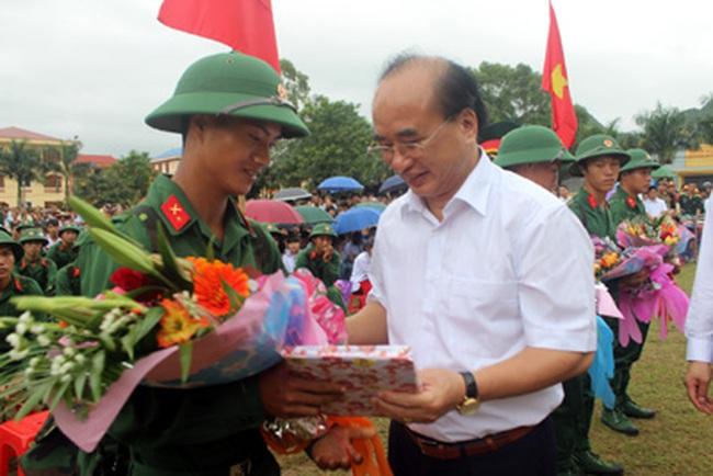 Ông Lý Vinh Quang làm Phó chủ tịch thường trực tỉnh Lạng Sơn