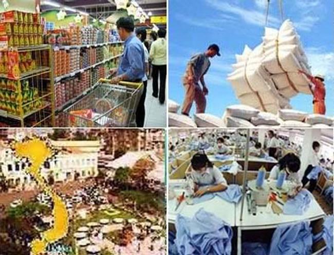 Bước phát triển mới của kinh tế Việt Nam