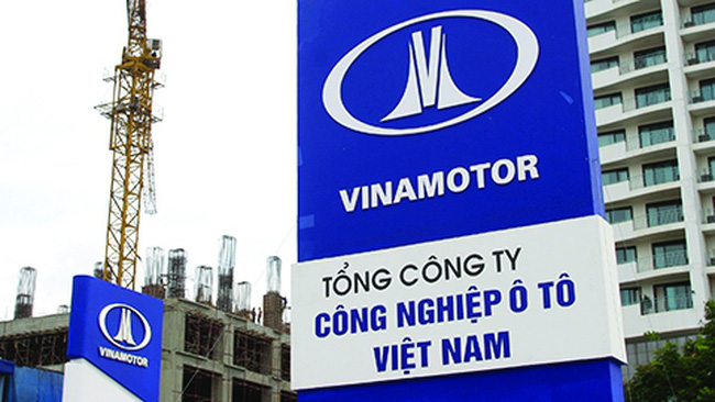 Bộ GTVT chào bán Tổng Công ty Vinamotor với giá 1.250 tỷ đồng