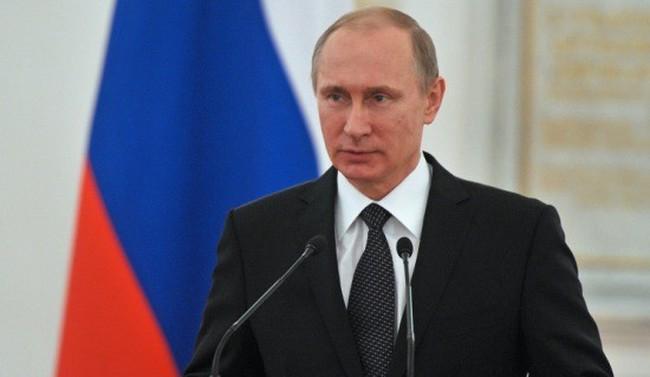 Tổng Thống Nga Putin có ảnh hưởng lớn nhất thế giới