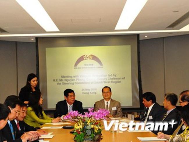 Các doanh nghiệp Hong Kong quan tâm đầu tư vào Phú Quốc