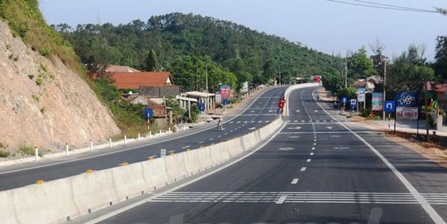 Khuất tất ở Dự án mở rộng quốc lộ 1 qua Quảng Bình