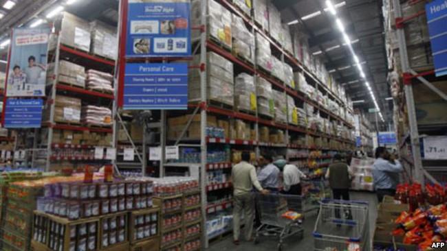 Ngành hàng xuất khẩu trọng điểm sẽ được đẩy mạnh vào siêu thị ngoại