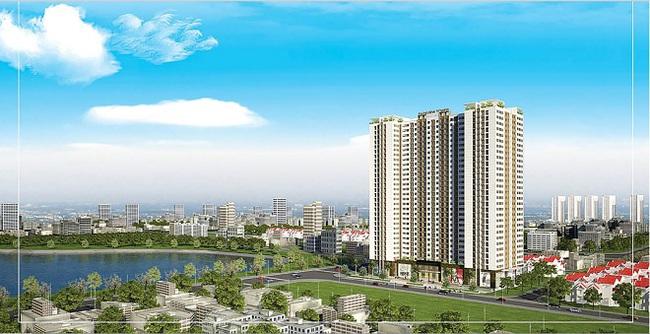 Dự án Park View Tower - Cơ hội vàng đầu tư bất động sản phía Nam Hà Nội