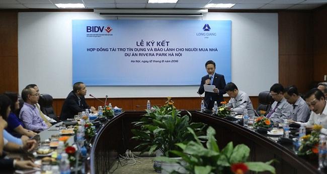 Dự án Rivera Park Hà Nội được BIDV bảo lãnh về tiến độ