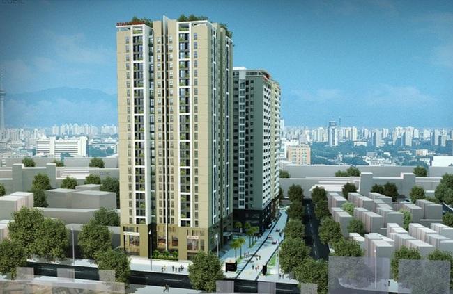 1,9 tỷ sở hữu căn hộ 3 phòng ngủ Star Tower tại trung tâm quận Thanh Xuân