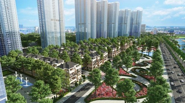 Những căn biệt thự có tiền chưa chắc đã mua được ở TP. HCM