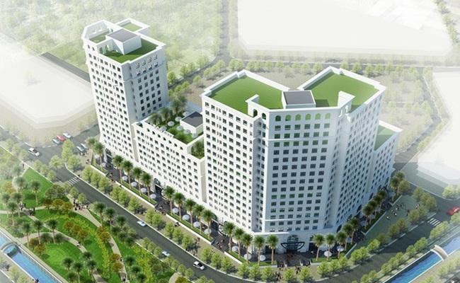 Căn hộ cao cấp tiên phong khu vực Sài Đồng có thành công?