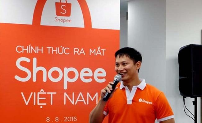 Shopee từng bước khẳng định vị thế trong thị trường thương mại điện tử