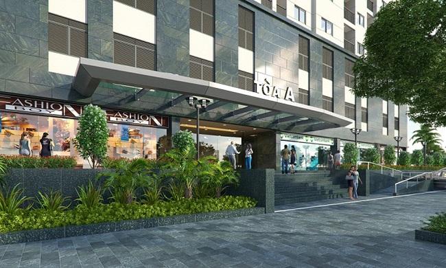 Chính thức mở bán và cho thuê trung tâm thương mại dự án Hateco Hoàng Mai