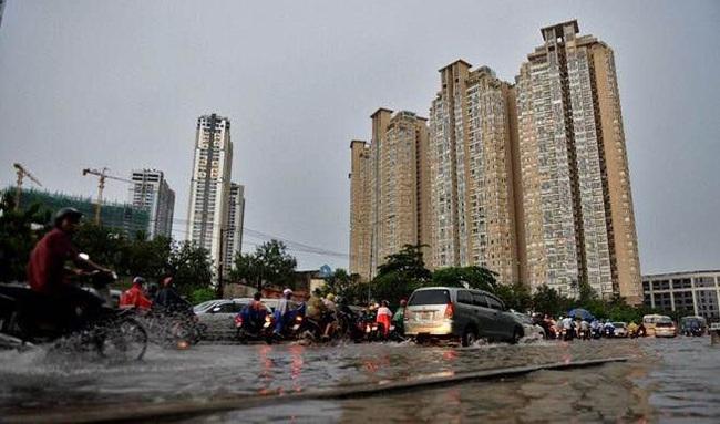 Sài Gòn cứ mưa là ngập, ở đâu bây giờ?