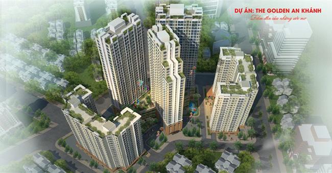 Sự chuyển mình của The Golden An Khánh trên thị trường chung cư giá rẻ