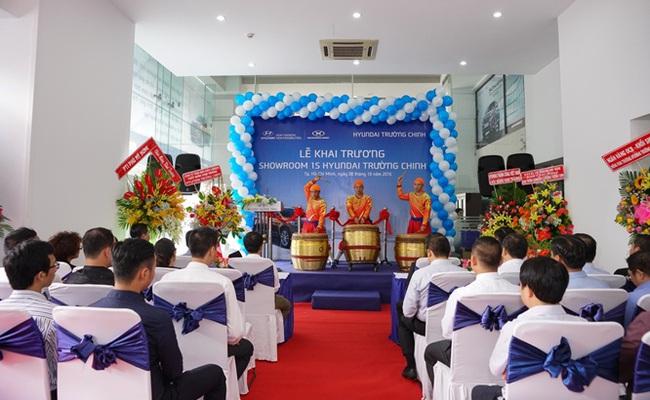 Khai trương Showroom 1S hyundai Trường Chinh tại quận 4