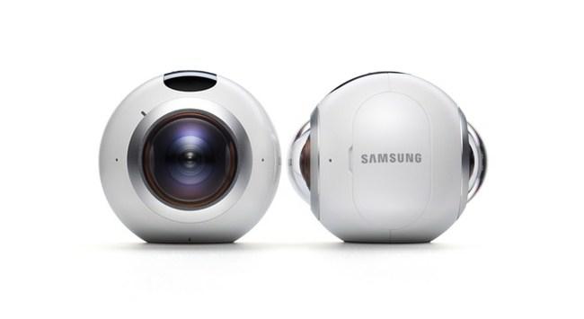 Đón đầu trào lưu chụp ảnh, quay video 360 độ với Samsung Gear 360