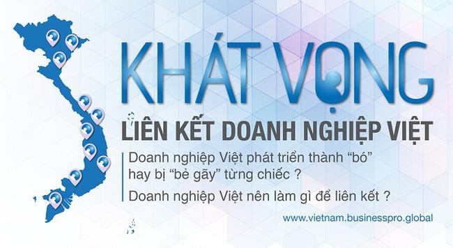 Khát vọng liên kết doanh nghiệp Việt