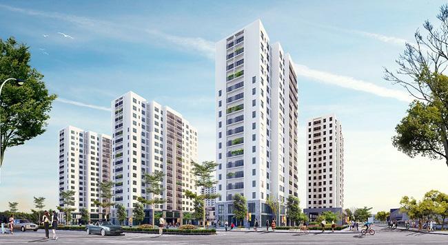 Xuất hiện căn hộ chung cư khu vực Mỹ Đình giá từ 1,2 tỷ đồng/căn