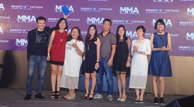 Công bố người thắng giải chung cuộc của giải thưởng SMARTIES™ Việt Nam 2016