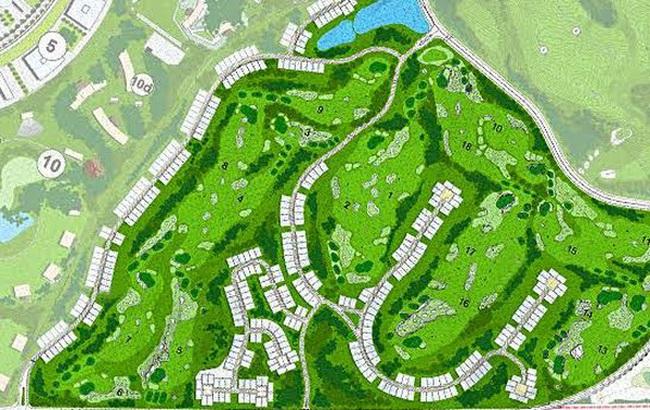 FLC Faros đầu tư khu biệt thự nghỉ dưỡng Học viện Golf tại Bình Định