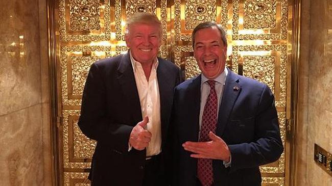 Brexit và Donald Trump, hai mối lo của giới doanh nhân 2017