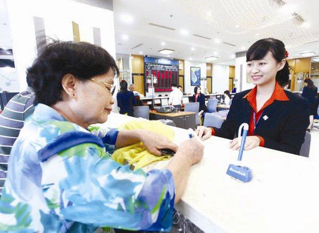 Các ngân hàng lại tăng lãi suất huy động