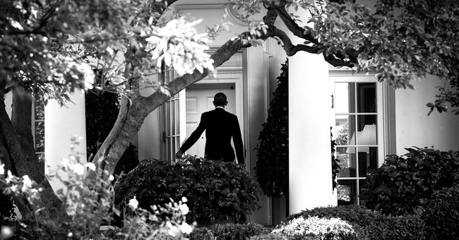 Nước Mỹ nhớ Barack Obama