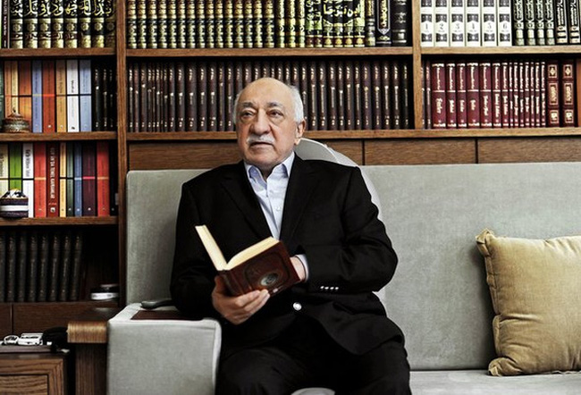 Người bị tố đứng sau cuộc đảo chính ở Thổ Nhĩ Kỳ là ai?