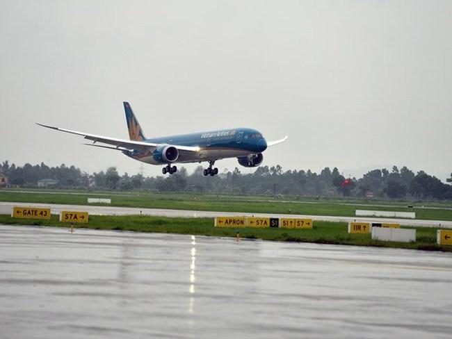 Vietnam Airlines ngừng khai thác các chuyến bay đến Đài Loan