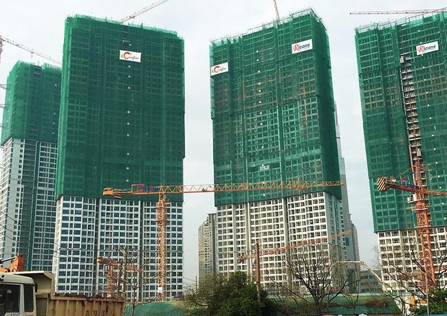 Tòa tháp cao thứ 2 tại dự án Vinhomes Central Park sắp cất nóc
