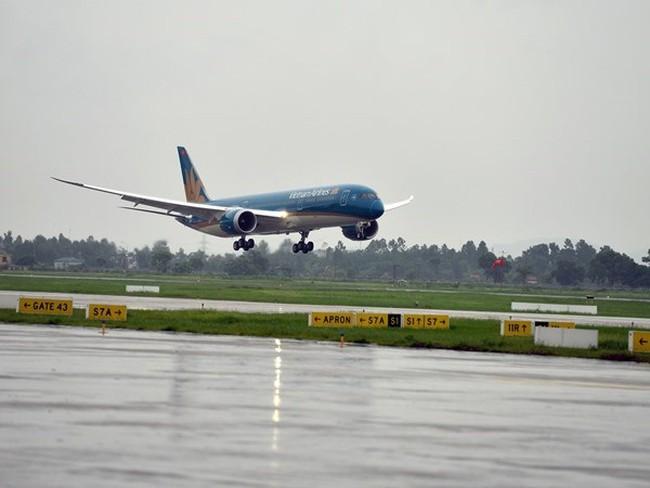 Hàng chục hành khách Vietnam Airlines phải sơ cứu tại Nhật Bản
