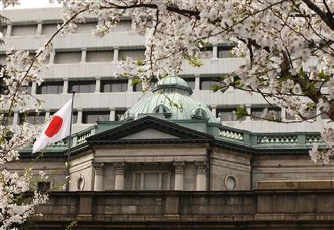 """Tấn bi kịch"" của NHTW Nhật Bản"
