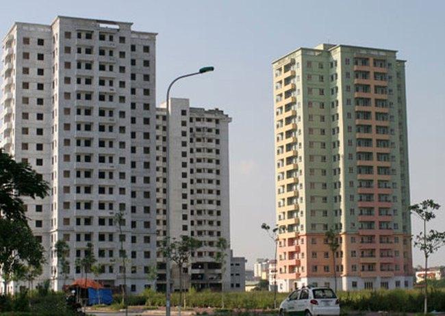 CBRE: Giá chung cư tại Hà Nội đang có xu hướng giảm
