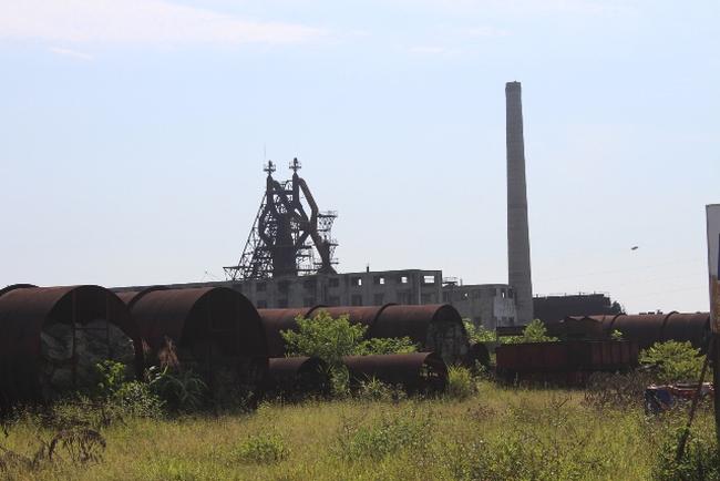 Khai tử nhà máy thép 500.000 tấn/ năm tại Khu kinh tế Vũng Áng