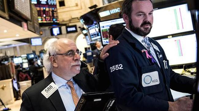 Đồng USD tăng vọt sau thông báo của Fed