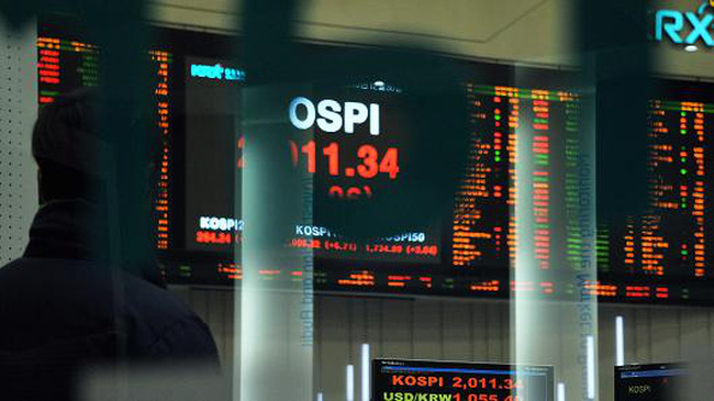 Dòng vốn chảy vào thị trường mới nổi cao nhất trong 21 tháng