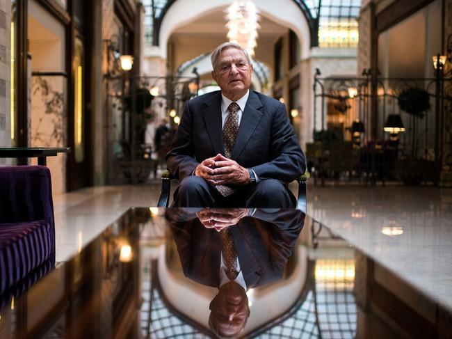 """George Soros: """"Thị trường giống như khủng hoảng 2008, nhà đầu tư phải rất thận trọng"""""""