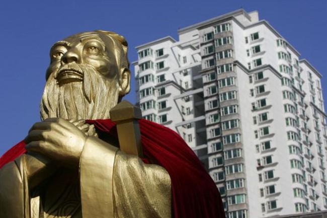 Lời khuyên của Khổng Tử cho quan hệ thương mại Mỹ - Trung
