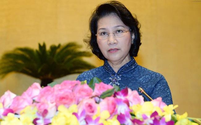 Chủ tịch Quốc hội: Quyết tâm cao chuyển mô hình tăng trưởng