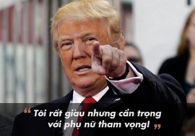 """Tỷ phú Donald Trump: Ứng viên Tổng thống Mỹ """"không phải dạng vừa đâu"""""""