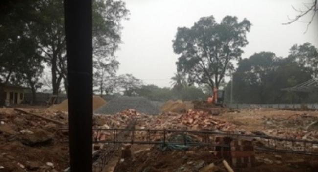 Tổng Cty HUD đang phá vỡ kiến trúc khu đô thị Văn Quán?