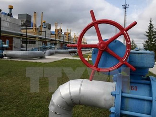 Tập đoàn khí đốt Naftogaz mua 1,7 tỷ m3 khí đốt của châu Âu