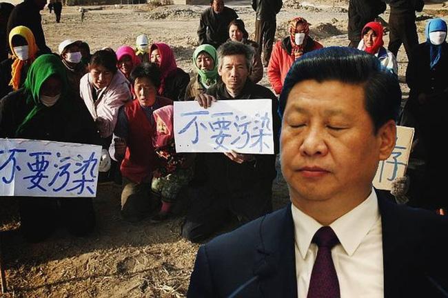 Trung Quốc: Mỗi giờ lại có 1 người chết vì thực phẩm bẩn