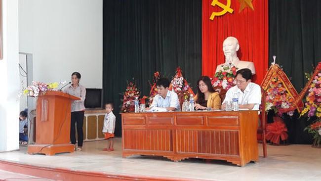 Lạm thu tại Thanh Hóa: Thu theo kiểu áp đặt