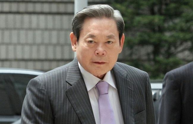 Chủ tịch Samsung Lee Kun Hee mất 1,2 tỉ USD sau 2 ngày