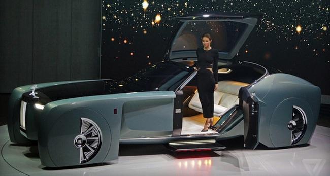 """Concept siêu sang """"không tưởng"""" của Rolls-Royce"""