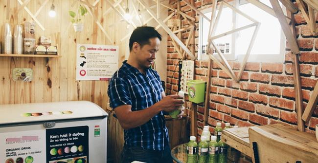 Cửa hàng tự phục vụ 100% ở Hà Nội, việc buôn bán phụ thuộc vào sự trung thực và tử tế của khách hàng