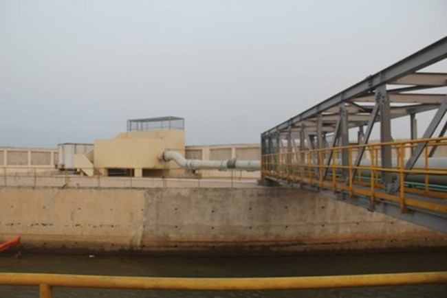 [Video] Mục sở thị đường ống xả thải của Formosa dưới đáy biển Vũng Áng